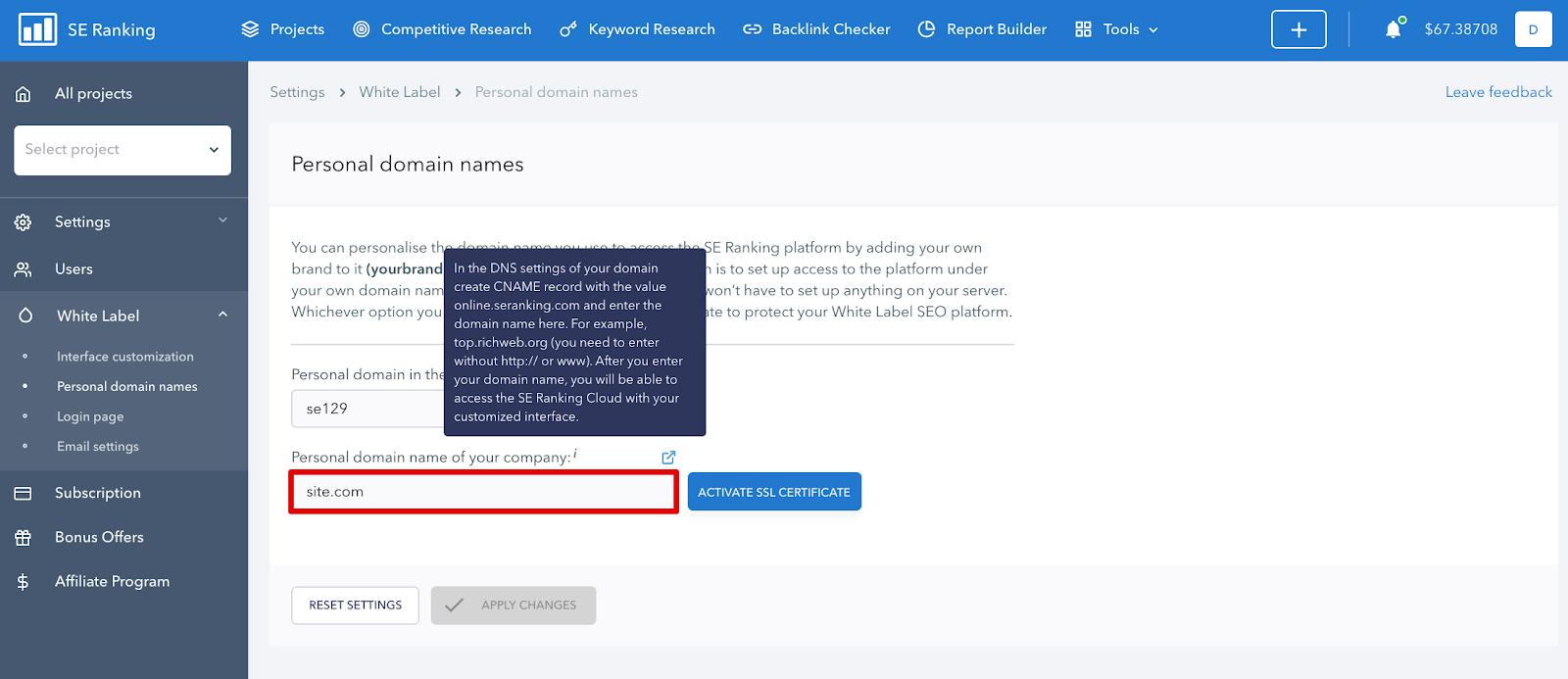 personal-domain-name