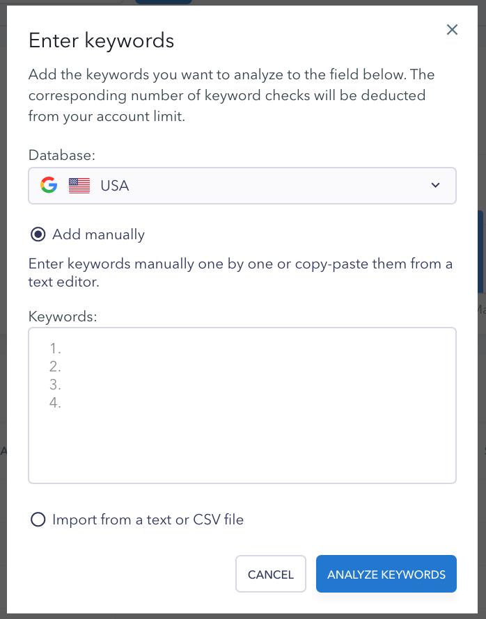 enter-keywords